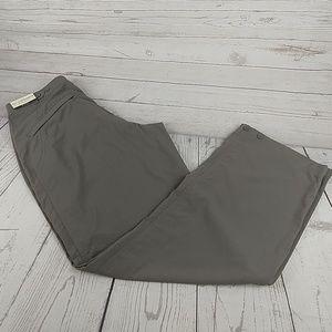 New Royal Robbins go everywhere pants 10 short